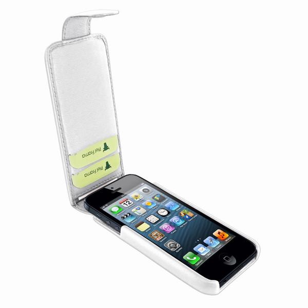 Piel Frama iMagnum V2 White Leather Case for Apple iPhone 5