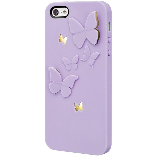 SwitchEasy LavenderWings KIRIGAMI Hard Case for Apple iPhone 5