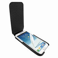 Piel Frama iMagnum Black Leather Case for Samsung Galaxy Note 2