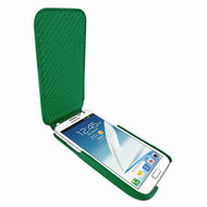 Piel Frama iMagnum Green Leather Case for Samsung Galaxy Note 2