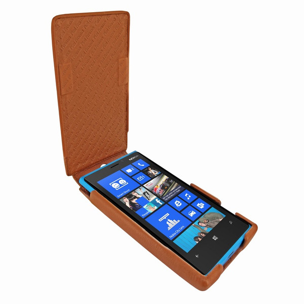 Piel Frama iMagnum Tan Leather Case for Nokia Lumia 920