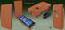 Piel Frama iMagnum Tan Leather Case for Nokia Lumia 920