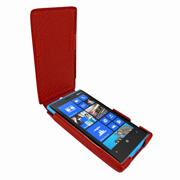 Piel Frama 612 iMagnum Red Leather Case for Nokia Lumia 920