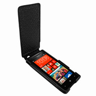 Piel Frama 614 iMagnum Black Leather Case for HTC 8X