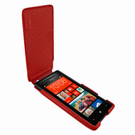 Piel Frama 614 iMagnum Red Leather Case for HTC 8X