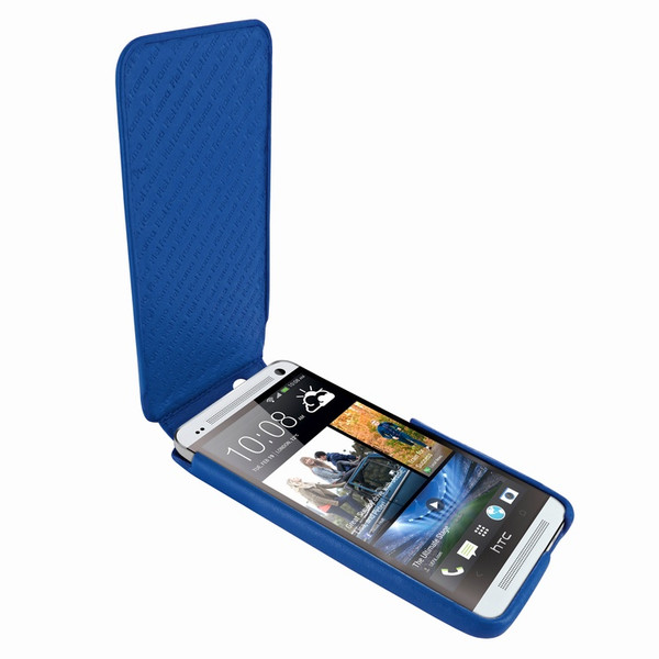 Piel Frama 616 iMagnum Blue Leather Case for HTC One