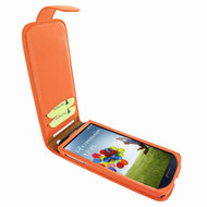 Piel Frama 620 Orange Magnetic Leather Case for Samsung Galaxy S4