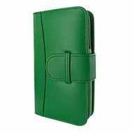 Piel Frama 622 Green Leather Wallet for Samsung Galaxy S4