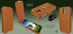 Piel Frama 618 iForte Tan Leather Case for Samsung Galaxy S4