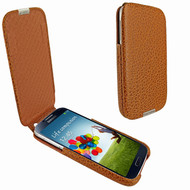 Piel Frama 618 iForte Tan Leather Case for Samsung Galaxy S4
