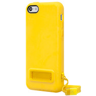 SwitchEasy Yellow PLAY Stand Case for Apple iPhone 5C - 133120