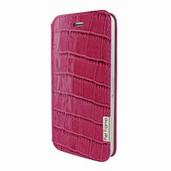 Piel Frama 639 Pink Crocodile FramaSlim Leather Case for Apple iPhone 5 / 5S / SE