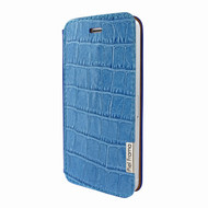 Piel Frama 639 Blue Crocodile FramaSlim Leather Case for Apple iPhone 5 / 5S