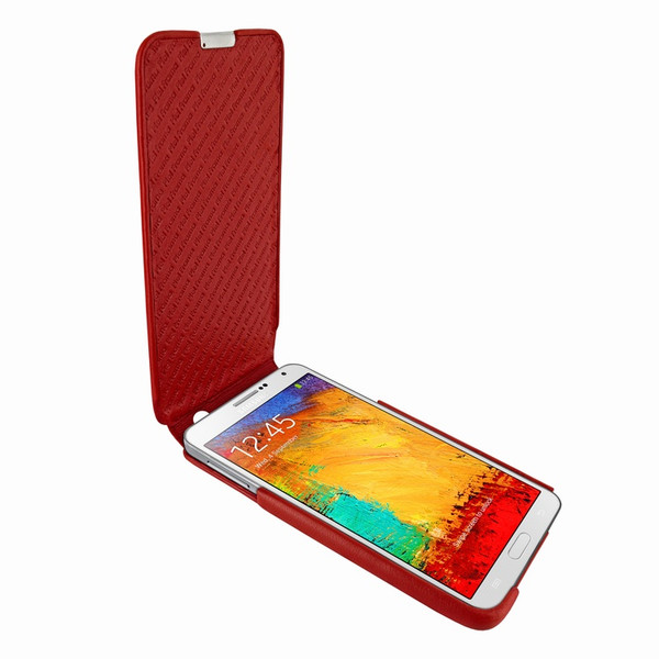 Piel Frama 641 iMagnum Red Leather Case for Samsung Galaxy Note 3