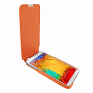 Piel Frama 641 iMagnum Orange Leather Case for Samsung Galaxy Note 3
