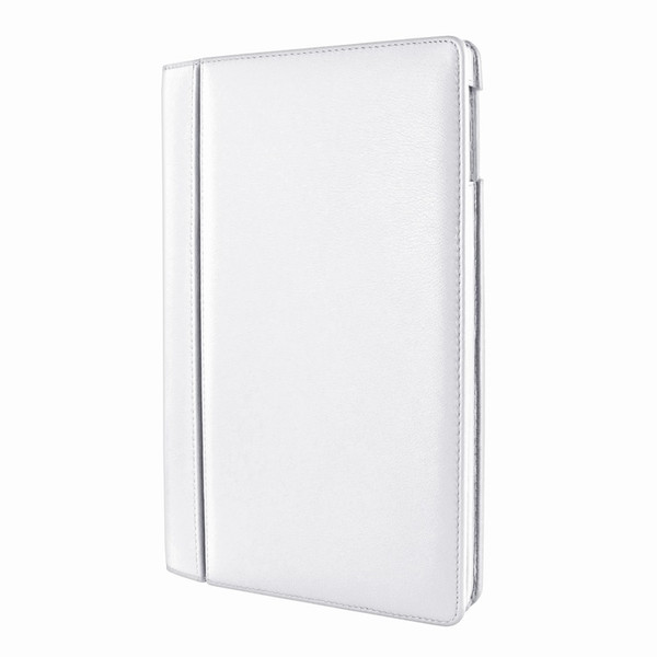 Piel Frama 642 White Magnetic Leather Case for Apple iPad Air