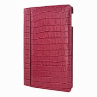Piel Frama 642 Pink Crocodile Magnetic Leather Case for Apple iPad Air