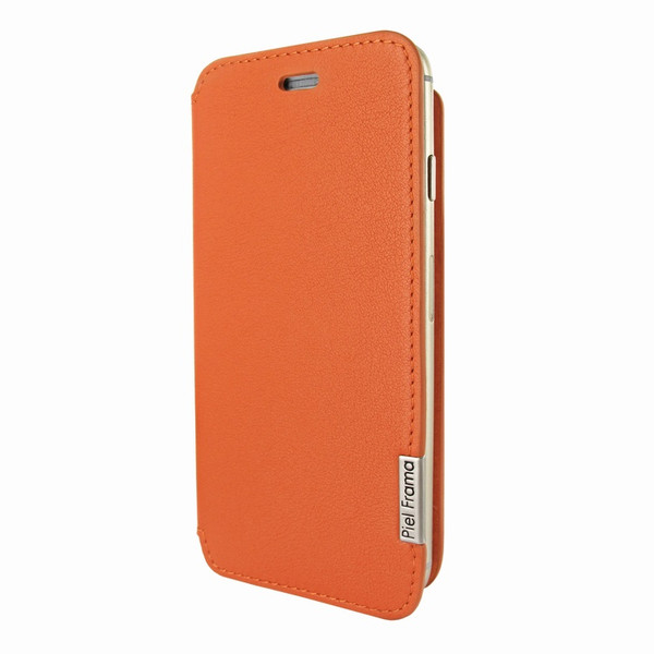 Piel Frama 677 FramaSlim Orange Leather Case for Apple iPhone 6 4.7