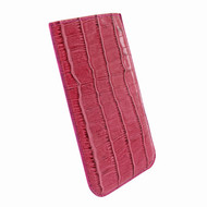 Piel Frama 680 Pink Crocodile Pull Case for Apple iPhone 6