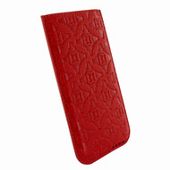 Piel Frama 690 Red Pull Case for Apple iPhone 6 Plus / 6S Plus / 7 Plus