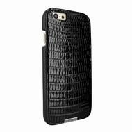 Piel Frama 693 Black Lizard FramaGrip Leather Case for Apple iPhone 6 Plus / 6S Plus