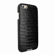Piel Frama 693 Black Lizard FramaGrip Leather Case for Apple iPhone 6 Plus / 6S Plus