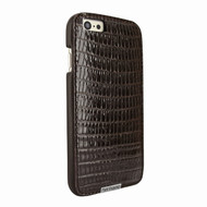 Piel Frama 693 Brown Lizard FramaGrip Leather Case for Apple iPhone 6 Plus / 6S Plus
