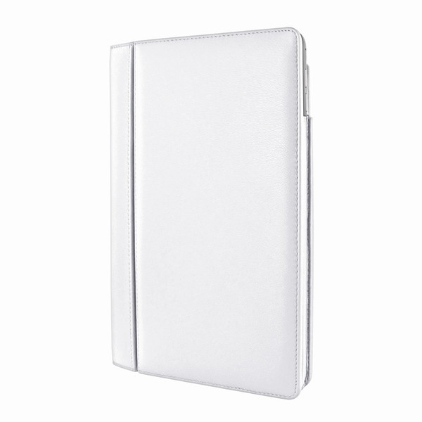 Piel Frama 695 White Magnetic Leather Case for Apple iPad Air 2