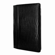 Piel Frama 695 Black Lizard Magnetic Leather Case for Apple iPad Air 2