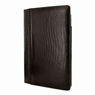 Piel Frama 695 Brown Lizard Magnetic Leather Case for Apple iPad Air 2