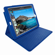 Piel Frama 694 Blue Cinema Magnetic Leather Case for Apple iPad Air 2