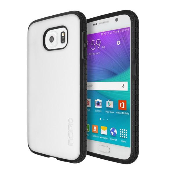 Incipio Frost / Black OCTANE Co-Molded Impact Absorbing Case for Samsung Galaxy S6