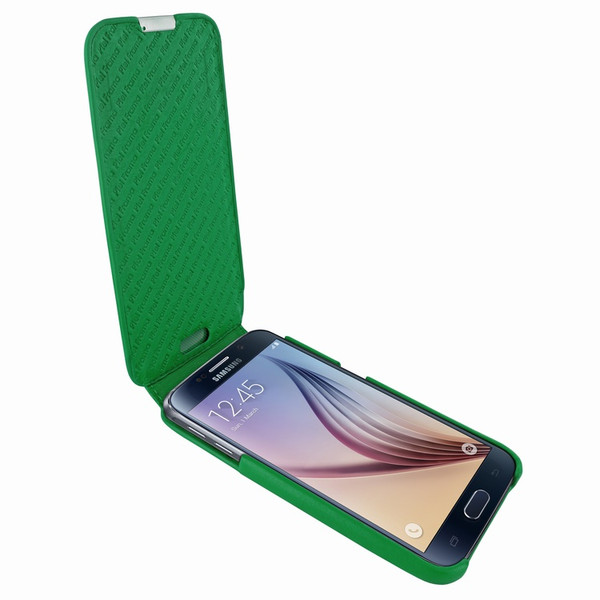 Piel Frama 713 Green iMagnum Leather Case for Samsung Galaxy S6