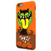 SwitchEasy Spooky Monsters Silicone Case for Apple iPhone 6S Plus