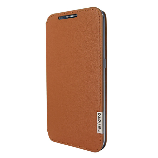 Piel Frama 720 Tan FramaSlim Leather Case for Samsung Galaxy S6 edge+