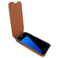 Piel Frama 739 Tan iMagnum Leather Case for Samsung Galaxy S7