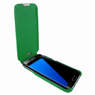Piel Frama 744 Green iMagnum Leather Case for Samsung Galaxy S7 edge