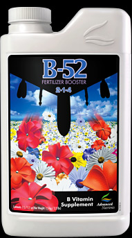Advanced Nutrients B-52 Vitamin Fertilizer Booster