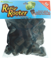 Rapid Rooter Plugs - Bag of 50