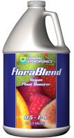 FloraBlend Vegan Plant Booster 128oz