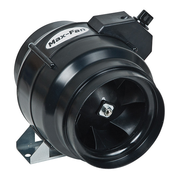 3 Inch Inline Duct Fan : Max fan quot inline duct blower speed new england