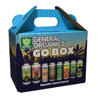 General Organics GO Box Starter Kit