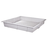 "Botanicare 48"" x 48"" Tray - White - *In-Store Only*"