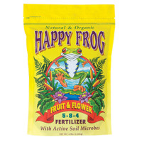 Happy Frog Fruit and Flower - 4lb