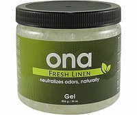 ONA Gel Fresh Linen - 32oz