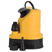 Mondi Utility Pump Submersible - 1585 gph
