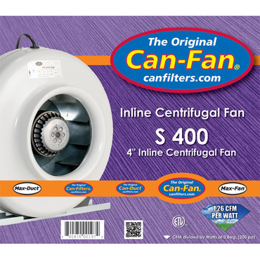 Can-Fan S Series 400