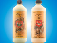 Cocos Nutrient Kit A/B 4L