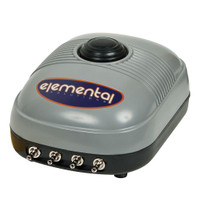 Elemental O2 Pump - 4 Outlet