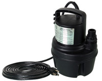 Supreme Hydroponics Utility Sump Pump 1400-1900 GPH